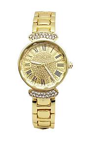 mulheres moda relógios incrustada de cristais genebra idéia montre presente femme de quartzo relógio de pulso
