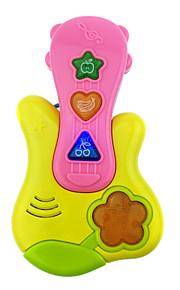 fancy mini tegneserie klaver guitar musik lys baby / elektrisk legetøj