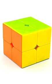 IQ Cube magic Cube Yongjun Due strtati Velocità Smooth Cube Velocità Magic Cube di puzzle Arcobaleno ABS