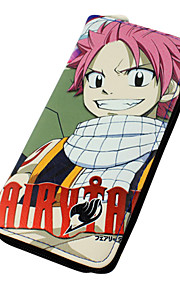 Fairy Tail-Portfele-Natsu Dragneel-PU Leather (skóra kompozytowa)