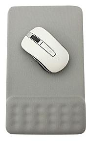 25 * 15 * 0,5 cm siliconen massage muismat voor desktop / laptop / computer