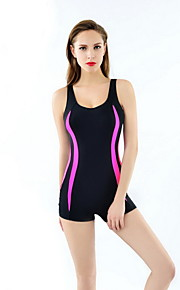 Others Women's Swimwear Quick Dry / Compression One Piece Adjustable Adjustable Black Black M / L / XL