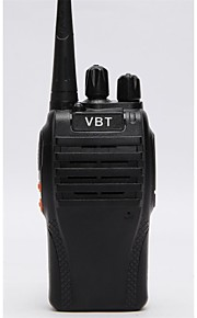 VBTER VBT-Q3 Two-Way Ham Radio, UHF 400-470 MHz Portable Handheld FM Transceiver