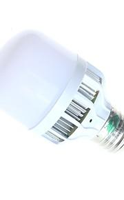 5W E26/E27 LED-globepærer A60(A19) 14 SMD 5730 480-780lm lm Kjølig hvit Dekorativ AC 220-240 V 1 stk.
