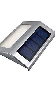 0.5W Soldrevne LED-lamper 50 lm Varm hvit / Kjølig hvit DIP-LED Dekorativ Batteri V 2 stk
