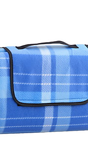 Moistureproof / Waterproof Nylon Camping Pad / Sleeping Pad / Picnic Pad Royal Blue
