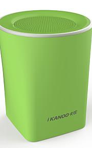 ikanoo mini altoparlante stereo portatile senza fili Bluetooth con funzione vivavoce, lettore i-208 della carta di tf