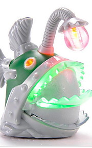 YQ YQ88198-1 Verde / Cinzento Robô Controle de radio Robôs