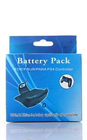 Parstot ja laturit-Alkuperäinen tehdasvalmistaja-013-USB-Ladattava-PS4 / Sony PS4-PS4 / Sony PS4-PVC / Muovi