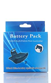 Batterie e caricabatterie-013-OEM di fabbrica- diPVC / Plastica-PS4 / Sony PS4-USB-Ricaricabile