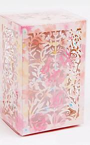 제 종이 꽃 3 차원 램프 야간 조명