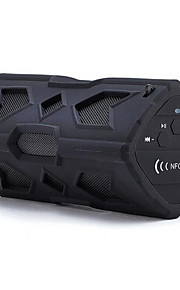 pt390 utomhus trådlös Bluetooth stereo mini bärbara subwoofer nfc tre anti vattentät
