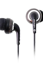 DANYIN DX-129 Auriculares (Earbuds)ForReproductor Media/Tablet / Teléfono Móvil / ComputadorWithCon Micrófono / DJ / Control de volumen /