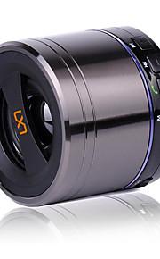 prodotti automobilistici bluetooth senza fili stereo portatile mini carta di auto in metallo