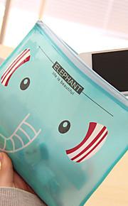 Bolsas com Fecho em Zip Multifuncional,Plástico