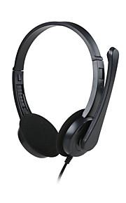 DANYIN DT370 Kopfhörer (Kopfband)ForMedia Player/Tablet PC / Handy / ComputerWithMit Mikrofon / DJ / Lautstärkeregler /