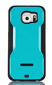 Kunststoff für glänzend mit Stent-Design Spritzen Galaxie s4 / s5 / S6 / S7 / s4mini / s5mini (verschiedene Farben)