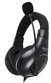 SALAR A566 Kopfhörer (Kopfband)ForMedia Player/Tablet PC / Handy / ComputerWithMit Mikrofon / DJ / Lautstärkeregler / Rauschunterdrückung