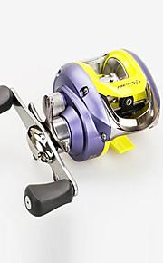 Spinning Reels 6.2/1 12 Ball Bearings Exchangable Bait Casting / General Fishing-AEB200 Yumoshi