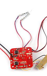 peças Acessórios SYMA Others X5SW RC Quadrotor Vermelho Metal