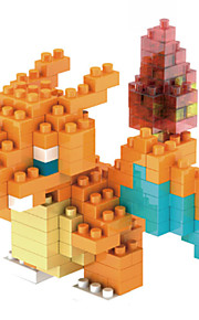 LNO Brand Charmeleon ABS Super Mini 217 Pieces Diamond Blocks