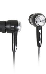 SENICC MX-106 Auriculares (Earbuds)ForReproductor Media/Tablet / Teléfono Móvil / ComputadorWithDJ / De Videojuegos / Hi-Fi