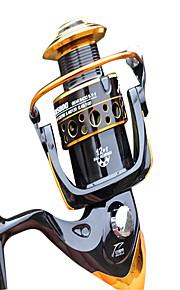 AluminiumSpinning Fishing Reel Right Left Hand Exchangable