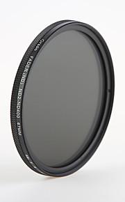 orsda® nd2-400 67mm justerbar belagt (16 lag) fmc filter