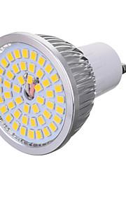 5W GU10 LED 스팟 조명 T 48 SMD 2835 300-400 lm 따뜻한 화이트 / 차가운 화이트 장식 AC 85-265 V 1개