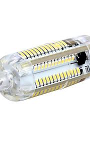 8W R7S LED Bi-pin 조명 T 104 SMD 3014 780 lm 따뜻한 화이트 / 차가운 화이트 장식 AC 85-265 / AC 220-240 / AC 100-240 V 6개