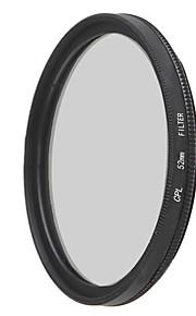 emoblitz 52mm CPL cirkulære polarisator linse filter