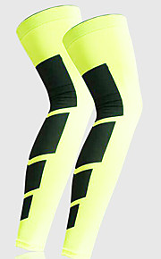 Knee Brace Sports Support Breathable Fitness White