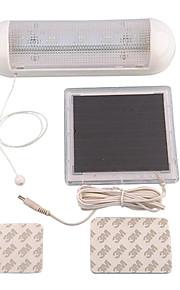 0.5 Soldrevne LED-lamper 100 lm Naturlig hvit SMD Vanntett <5V V 1 stk
