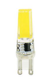 7W G9 LED-lamper med G-sokkel T 1 COB 400 lm Varm hvit / Kjølig hvit Dekorativ / Vanntett AC 220-240 V 1 stk.
