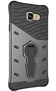 Trudno pancerz silikonowa osłona etui do Samsung A710 / A510 absorbującym wstrząsy okładce stoją twarde etui