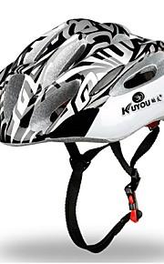 Hjälm(Gul / Röd / Svart / Blå,PC / eps) -Berg / Väg / Sport) - tillCykling / Bergscykling / Vägcykling / Rekreation Cykling-Dam / Herr /