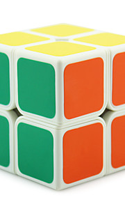 Magic Cube / Puzzle Toy IQ Cube Shengshou Two-layer Flourescent / Professional Level Smooth Speed CubeMagic Cube