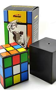 / Cube velocidade lisa 3*3*3 / magia Prop Arco-Íris Plástico