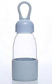 copo de água de vidro do projeto da gota de água