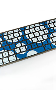 "Geometric Pattern Keyboard Protective Film for 13.3"" 15"" 17"" Macbook Air/Pro/Retina Display"