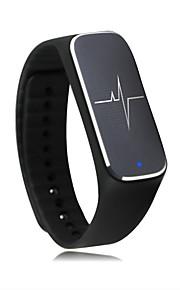 L18 tasa de respiración de la presión arterial de la frecuencia cardíaca del sueño de movimiento paso brazalete pulsera de la salud del