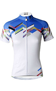 PALADIN Fahhrad/Radsport Trikot/Radtrikot / Oberteile Damen Kurze ÄrmelAtmungsaktiv / UV-resistant / Rasche Trocknung / Videokompression