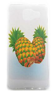 כיסוי אחורי Bisque פירות אקרילי קשיח Case כיסוי Samsung Galaxy A5(2016) / A3(2016)
