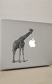 Giraffe Decorative Skin Sticker for MacBook Air/Pro/Pro with Retina