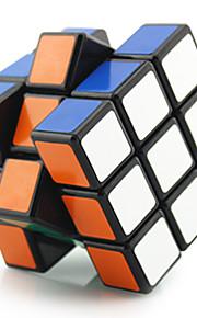 Shengshou® Glat Speed Cube 3*3*3 Professionel Level stress relievers / Magiske terninger / puslespil legetøj Sort Fade / Ivory Plastik