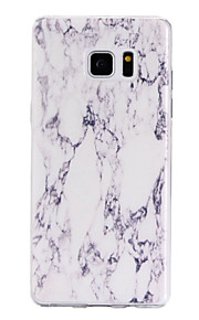 TPU Material Marbling Pattern Cellphone Case for Samsung Galaxy Note 7