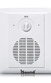 Infrared Doorbell Welcome Device / Advertising Voice Control