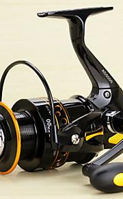 Spinne-hjul 5.2/1 13 Kulelager Byttbar Spinne / Lokke Fiske-AD2000-5000 Yumoshi
