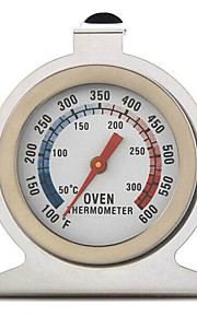 Stainless Steel Double Oven Thermometer Scale (50-300 ° C)