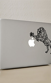 Lion Decorative Skin Sticker for MacBook Air/Pro/Pro with Retina
